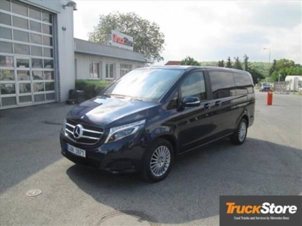 Mercedes-Benz  2,1   V 250 L PKW Zulassung Klima, foto 1 Užitkové a nákladní vozy, Nad 7,5 t | spěcháto.cz - bazar, inzerce zdarma