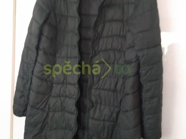 Dámská zimní bunda dlouhá, foto 1 Dámské oděvy, Bundy, kabáty   spěcháto.cz - bazar, inzerce zdarma