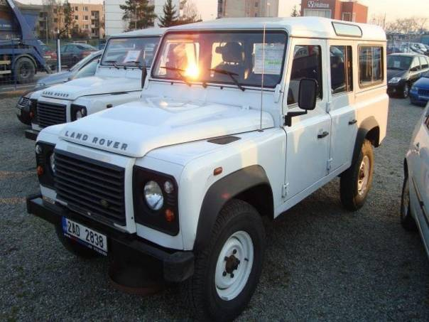 Land Rover Defender 2,4 TDCI, foto 1 Auto – moto , Automobily | spěcháto.cz - bazar, inzerce zdarma