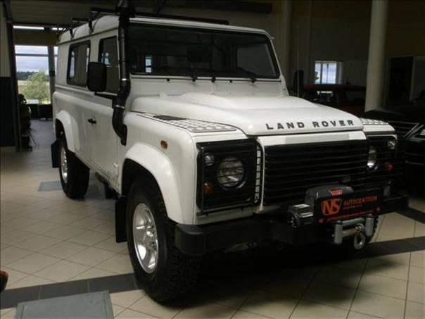Land Rover Defender 2,4 TDI  110 Hard Top, foto 1 Auto – moto , Automobily | spěcháto.cz - bazar, inzerce zdarma