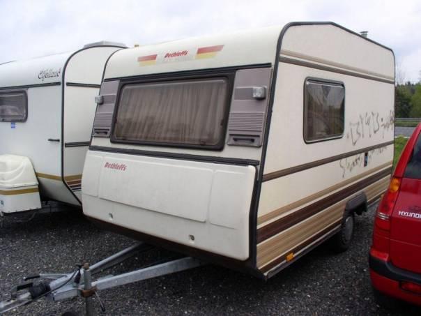 Dethleffs  , foto 1 Užitkové a nákladní vozy, Camping | spěcháto.cz - bazar, inzerce zdarma