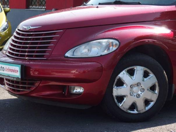 Chrysler PT Cruiser 2.4 i Cabrio Limited, foto 1 Auto – moto , Automobily | spěcháto.cz - bazar, inzerce zdarma
