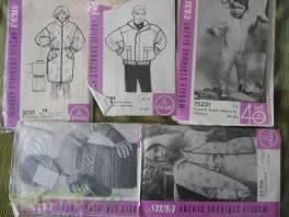 Nabídka retro střihů , Hobby, volný čas, Sběratelství a starožitnosti  | spěcháto.cz - bazar, inzerce zdarma