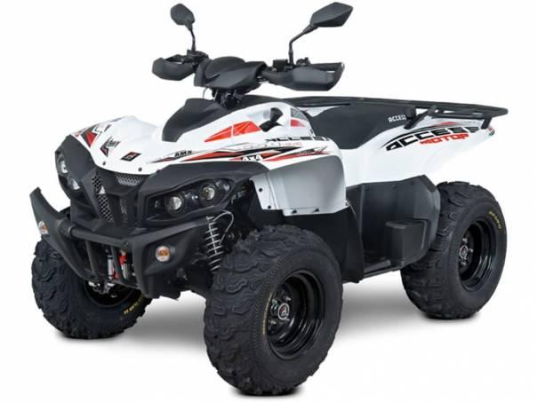 Access Motor  Max 650i FOREST 4x4 white, foto 1 Auto – moto , Motocykly a čtyřkolky | spěcháto.cz - bazar, inzerce zdarma