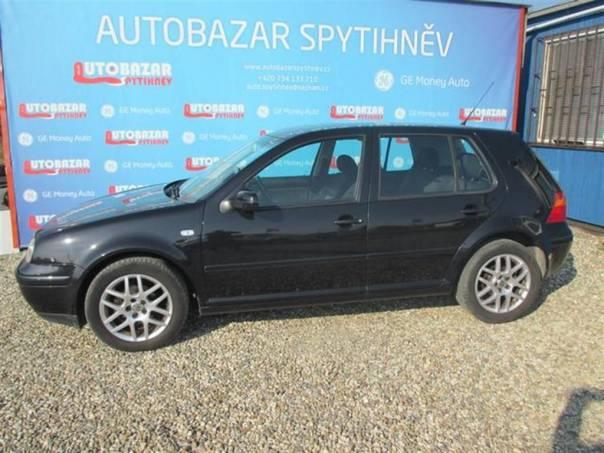 Volkswagen Golf 1,6 16V 77kW al.kola,aut.klima, foto 1 Auto – moto , Automobily | spěcháto.cz - bazar, inzerce zdarma