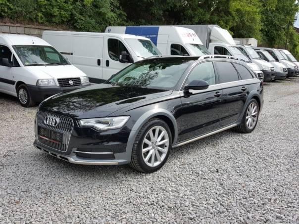 Audi A6 Allroad 3.0 TDI 6V TIPTRONIC, foto 1 Auto – moto , Automobily | spěcháto.cz - bazar, inzerce zdarma