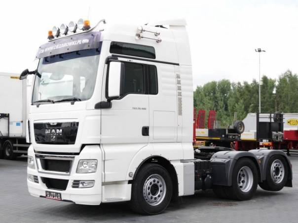 MAN  TGX 26.480  6x2 EURO 5, foto 1 Užitkové a nákladní vozy, Nad 7,5 t | spěcháto.cz - bazar, inzerce zdarma