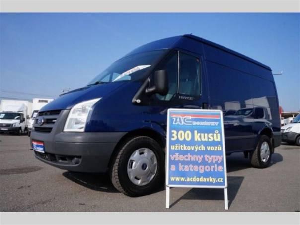 Ford Transit 350m/2.4tdci L2H2 4x4 už.hm.1,, foto 1 Užitkové a nákladní vozy, Do 7,5 t | spěcháto.cz - bazar, inzerce zdarma