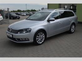 Volkswagen Passat 2.0 TDi HIGHL+VENTILACE+MASÁŽE