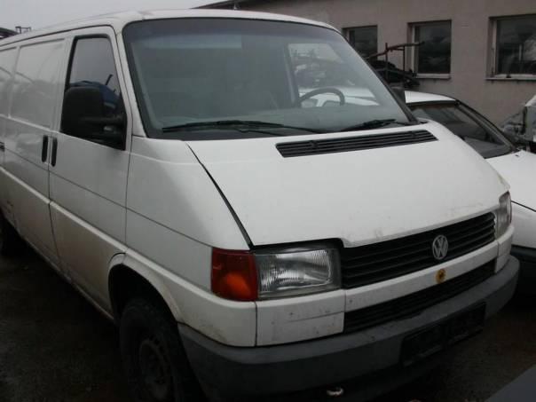 Volkswagen Transporter 1,9, foto 1 Náhradní díly a příslušenství, Ostatní | spěcháto.cz - bazar, inzerce zdarma