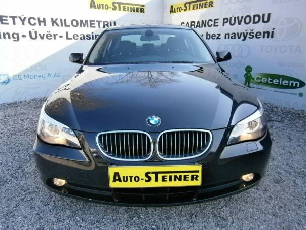 BMW Řada 5 525d Navigace, Automat, Serviska , foto 1 Auto – moto , Automobily | spěcháto.cz - bazar, inzerce zdarma