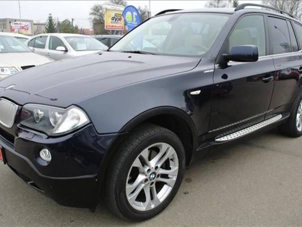 BMW X3 3.0 sd 210kW SPORTPAKET XENON*KŮŽE*NAVI*PANORAMA, foto 1 Auto – moto , Automobily | spěcháto.cz - bazar, inzerce zdarma