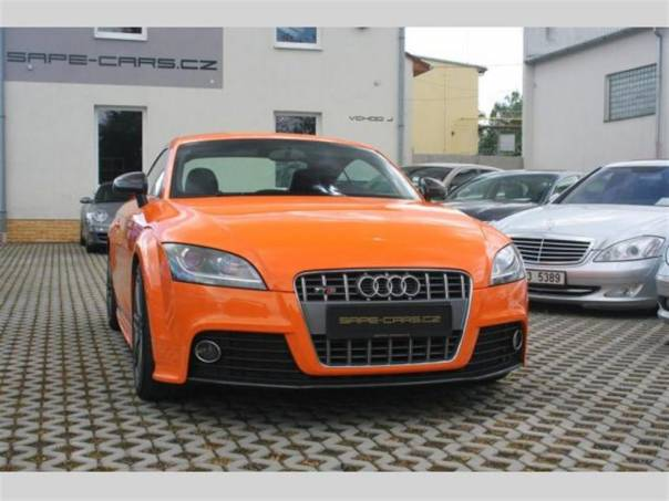 Audi TT S 2.0 TFSI S-Tronic quattro, ZÁRUKA, foto 1 Auto – moto , Automobily | spěcháto.cz - bazar, inzerce zdarma