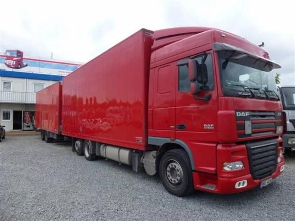 XF 105.460 + VLEK SVAN, foto 1 Užitkové a nákladní vozy, Nad 7,5 t | spěcháto.cz - bazar, inzerce zdarma