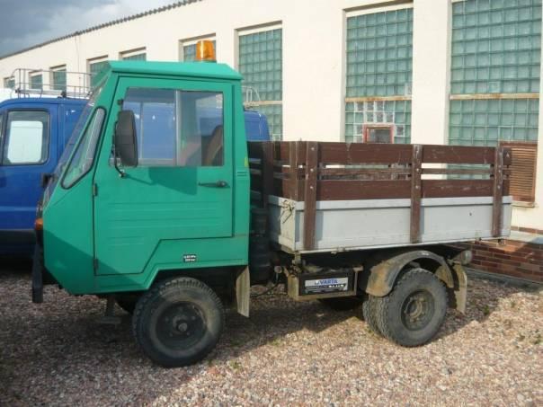 Multicar  2501 2,0 D, foto 1 Užitkové a nákladní vozy, Do 7,5 t | spěcháto.cz - bazar, inzerce zdarma