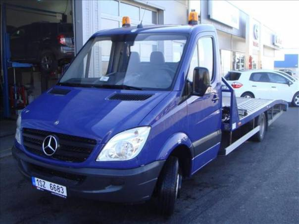Mercedes-Benz  2,2 Sprinter, foto 1 Užitkové a nákladní vozy, Nad 7,5 t | spěcháto.cz - bazar, inzerce zdarma