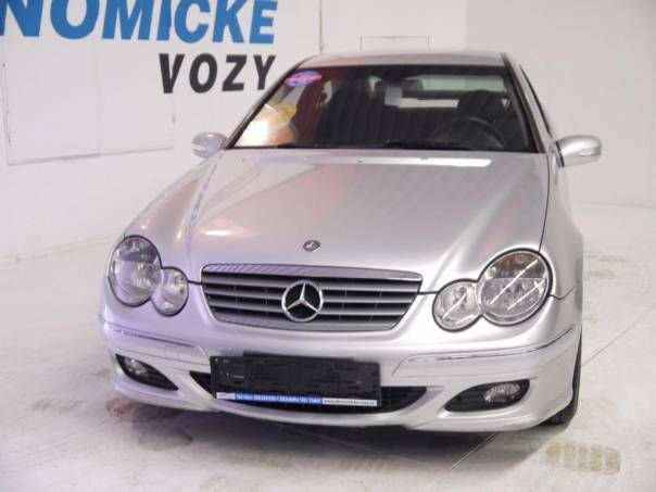 Mercedes-Benz Třída C C 220 CDI SPORT coupé/facelift/záru, foto 1 Auto – moto , Automobily | spěcháto.cz - bazar, inzerce zdarma