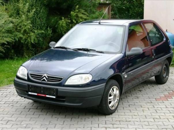 Citroën Saxo 1,2 i  slušné auto, foto 1 Auto – moto , Automobily | spěcháto.cz - bazar, inzerce zdarma