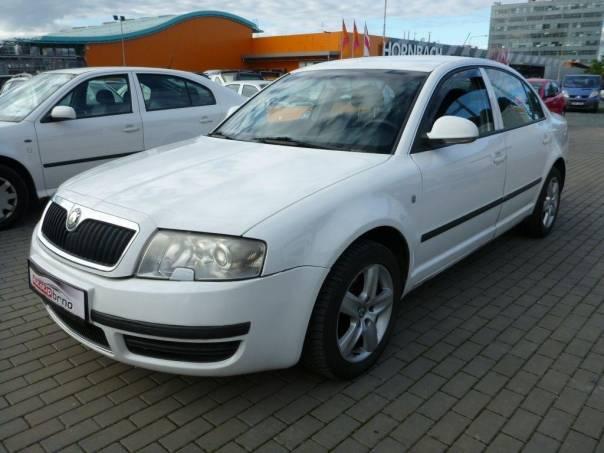 Škoda Superb 1.9 TDI 85kW, foto 1 Auto – moto , Automobily | spěcháto.cz - bazar, inzerce zdarma