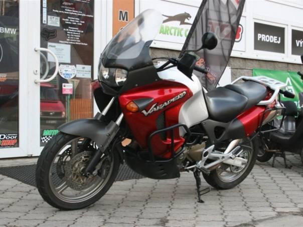 Honda XL XL 1000 V Varadero, foto 1 Auto – moto , Motocykly a čtyřkolky | spěcháto.cz - bazar, inzerce zdarma