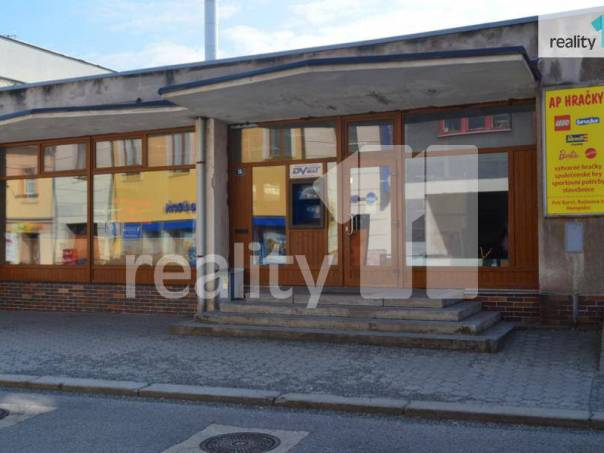 Pronájem nebytového prostoru, Humpolec, foto 1 Reality, Nebytový prostor | spěcháto.cz - bazar, inzerce