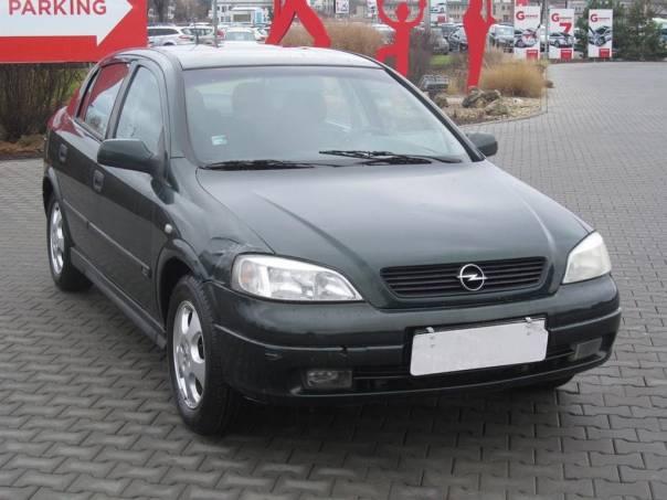 Opel Astra  1.6 16V, 2.maj,ČR, klima, foto 1 Auto – moto , Automobily | spěcháto.cz - bazar, inzerce zdarma