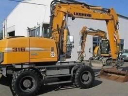 Liebherr   , Pracovní a zemědělské stroje, Pracovní stroje  | spěcháto.cz - bazar, inzerce zdarma