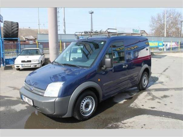Ford Transit Connect 1,8 TDCI, foto 1 Užitkové a nákladní vozy, Do 7,5 t | spěcháto.cz - bazar, inzerce zdarma