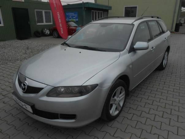 Mazda 6 2.0 MZR-CD, foto 1 Auto – moto , Automobily | spěcháto.cz - bazar, inzerce zdarma