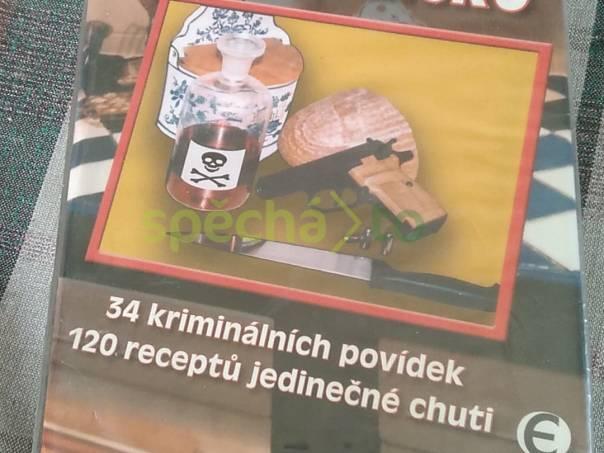 Vražda na vidličku, foto 1 Hobby, volný čas, Knihy | spěcháto.cz - bazar, inzerce zdarma