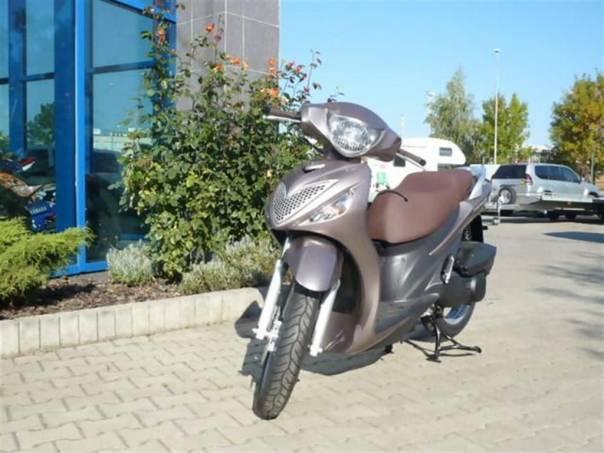SIXteen 125 SKLADEM, foto 1 Auto – moto , Motocykly a čtyřkolky | spěcháto.cz - bazar, inzerce zdarma
