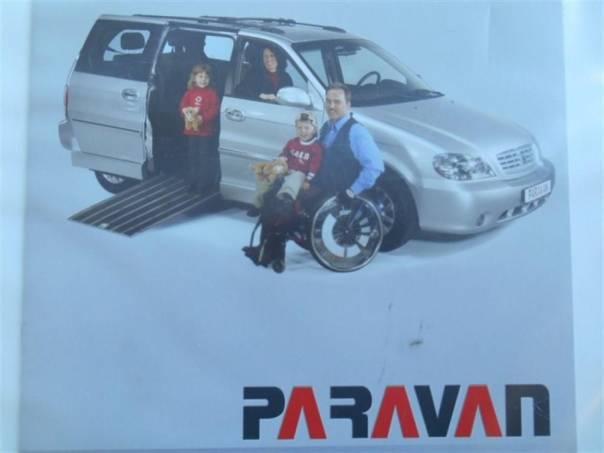 Kia Carnival 2.9 CRDi UP  invalidní  ZTP Kimatronic, foto 1 Auto – moto , Automobily | spěcháto.cz - bazar, inzerce zdarma