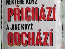 Plechová cedule: Milujeme návštěvy - 30x40 cm NOVÁ , Bydlení a vybavení, Doplňky  | spěcháto.cz - bazar, inzerce zdarma