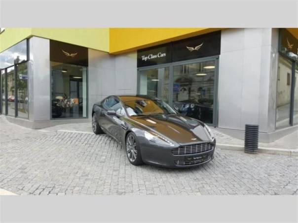 Aston Martin Rapide 6,0 V12 SKLADEM, foto 1 Auto – moto , Automobily | spěcháto.cz - bazar, inzerce zdarma
