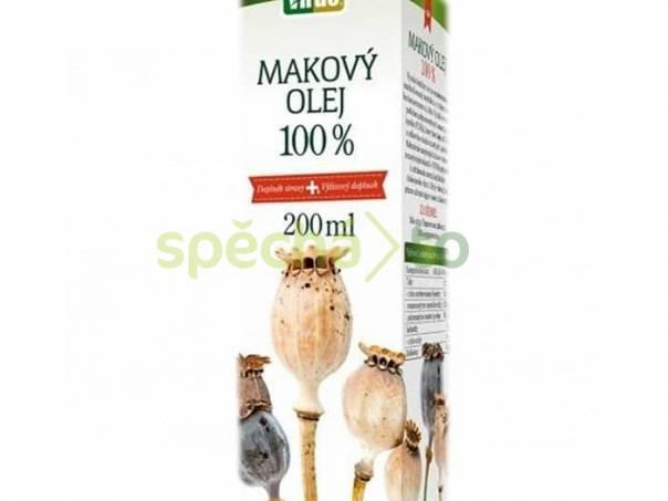 Makový olej 100%, foto 1 Móda a zdraví, Doplňky stravy | spěcháto.cz - bazar, inzerce zdarma