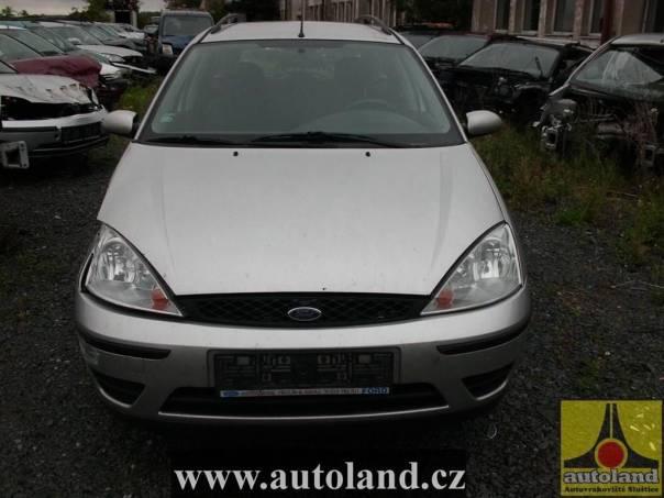 Ford Focus 1,8, foto 1 Náhradní díly a příslušenství, Ostatní | spěcháto.cz - bazar, inzerce zdarma