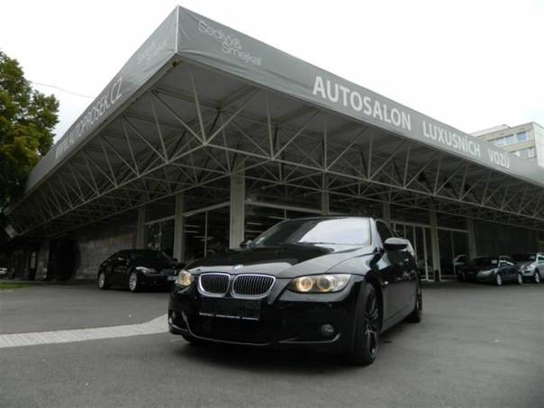 BMW Řada 3 330xd Coupé ČR PUVOD, foto 1 Auto – moto , Automobily | spěcháto.cz - bazar, inzerce zdarma