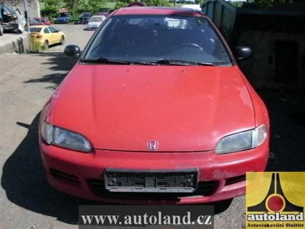Honda Civic 1,5, foto 1 Náhradní díly a příslušenství, Ostatní | spěcháto.cz - bazar, inzerce zdarma