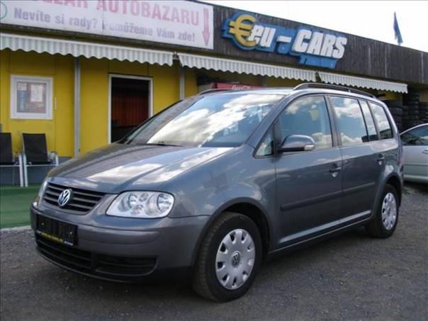 Volkswagen Touran 1.9 TDi,7 MÍST,DIGIKLIMA, foto 1 Auto – moto , Automobily | spěcháto.cz - bazar, inzerce zdarma