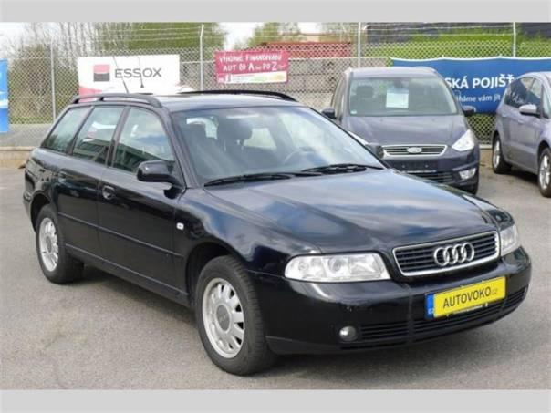 Audi A4 Avant 1.9 TDI 85kW, foto 1 Auto – moto , Automobily | spěcháto.cz - bazar, inzerce zdarma