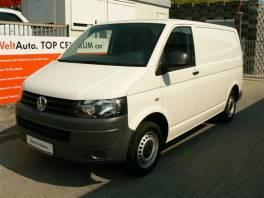 Volkswagen Transporter 2.0 TDI (75kW/102k) skříň, kr. rozvor - Předváděcí vůz