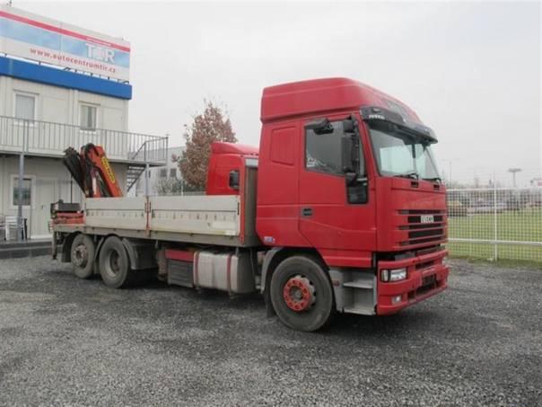 LD 240 E42 HYDRAULICKÁ RUKA, foto 1 Užitkové a nákladní vozy, Nad 7,5 t | spěcháto.cz - bazar, inzerce zdarma