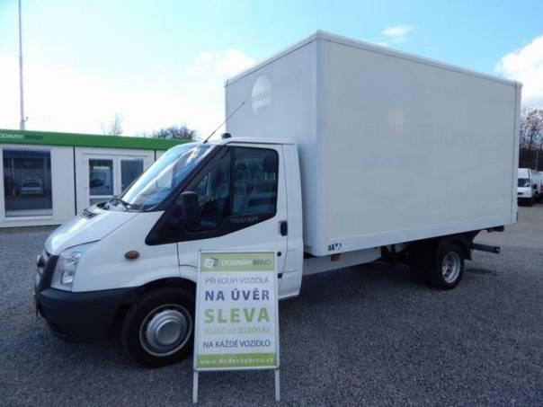 Ford Transit 350 L3 SKŘÍŇ ČELO KLIMA, foto 1 Užitkové a nákladní vozy, Do 7,5 t | spěcháto.cz - bazar, inzerce zdarma