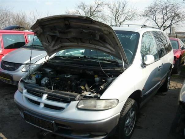 Chrysler Grand Voyager 2,5 TD 1999 kolový motor, foto 1 Auto – moto , Automobily | spěcháto.cz - bazar, inzerce zdarma