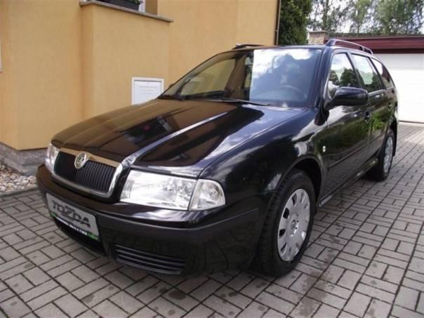 Škoda Octavia 1,6 i Tour *servis.kn.*1.maj., foto 1 Auto – moto , Automobily   spěcháto.cz - bazar, inzerce zdarma