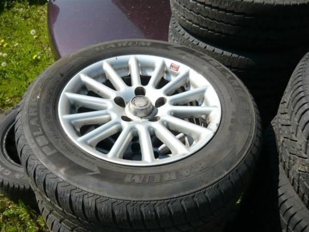 Chrysler kola 215*65*15 alu, foto 1 Náhradní díly a příslušenství, Ostatní | spěcháto.cz - bazar, inzerce zdarma