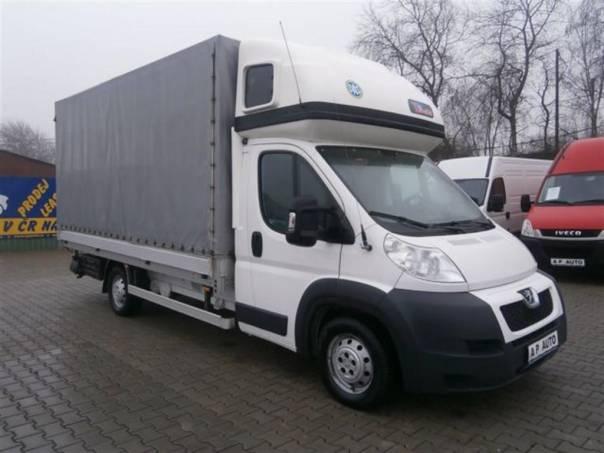 Peugeot Boxer VALNÍK PLACHTA SPANÍ KLIMA 2.2HDI, foto 1 Užitkové a nákladní vozy, Do 7,5 t | spěcháto.cz - bazar, inzerce zdarma
