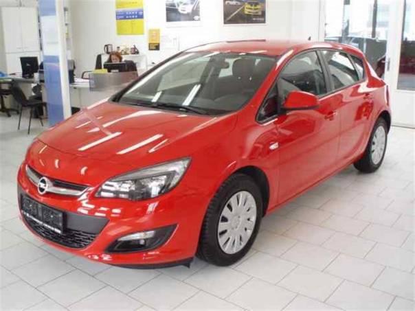 Opel Astra J 5DR 1,4 16V ENJOY MT5 /P9027/, foto 1 Auto – moto , Automobily | spěcháto.cz - bazar, inzerce zdarma