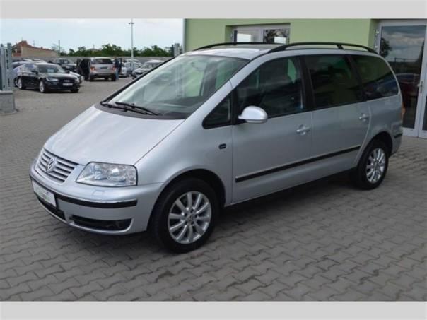 Volkswagen Sharan 1.9 TDi 7 MÍST+XENON+KŮŽE+, foto 1 Auto – moto , Automobily | spěcháto.cz - bazar, inzerce zdarma