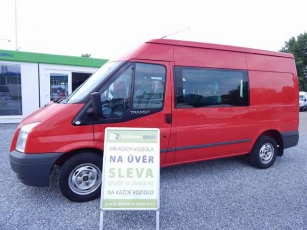 Ford Transit KOMBI VAN TREND 6 MÍST KLIMA, foto 1 Užitkové a nákladní vozy, Do 7,5 t | spěcháto.cz - bazar, inzerce zdarma